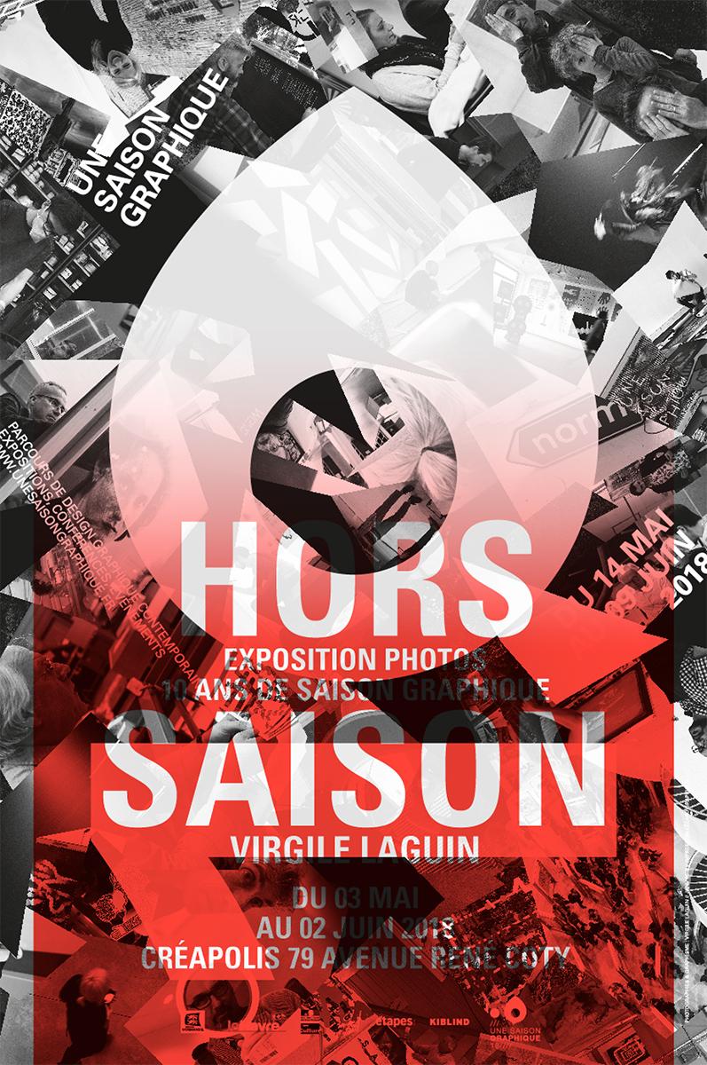 Virgile Laguin – Diary | 02.06.2018 | Hors saison | Exhibition, Photography, Poster, Print, Silkscreen