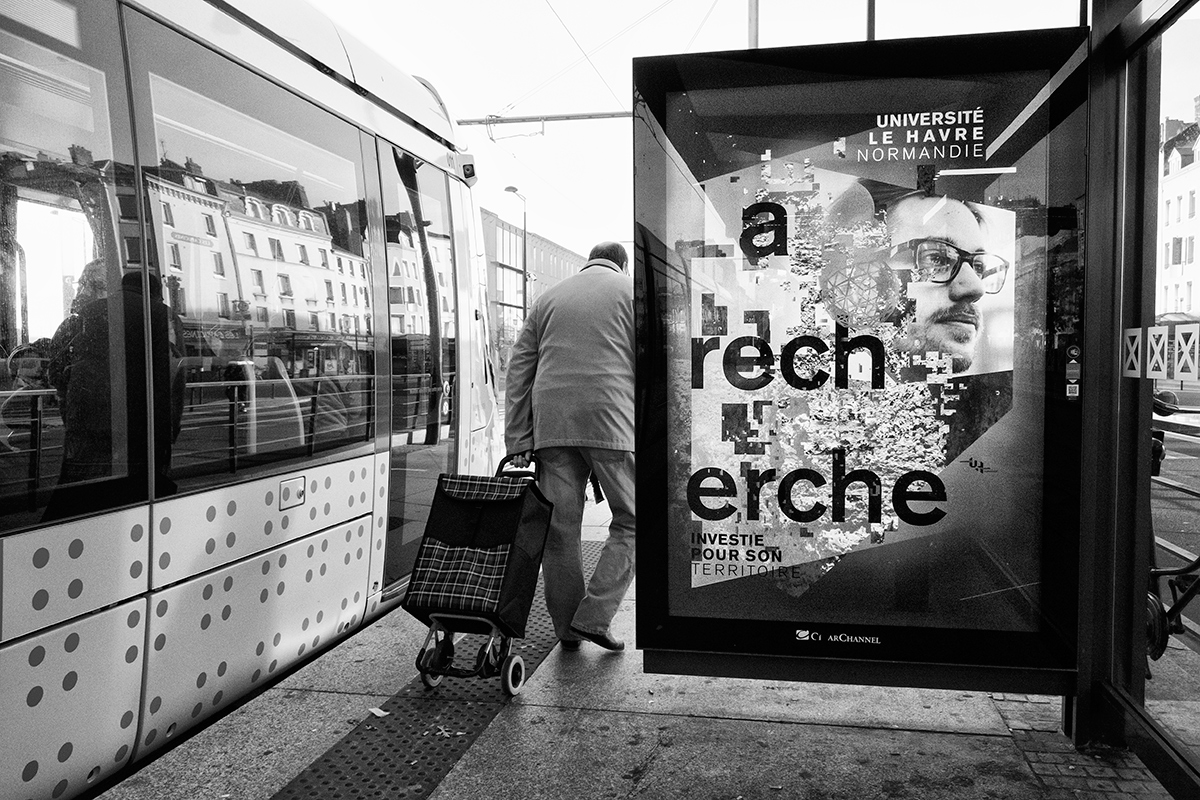 Virgile Laguin – Diary   10.12.2016   Université Le Havre   Identity, Poster, Print, Silkscreen