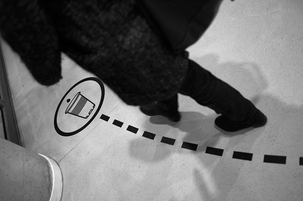 Virgile Laguin – Diary | 28.02.2012 | BU Le Havre | Signage