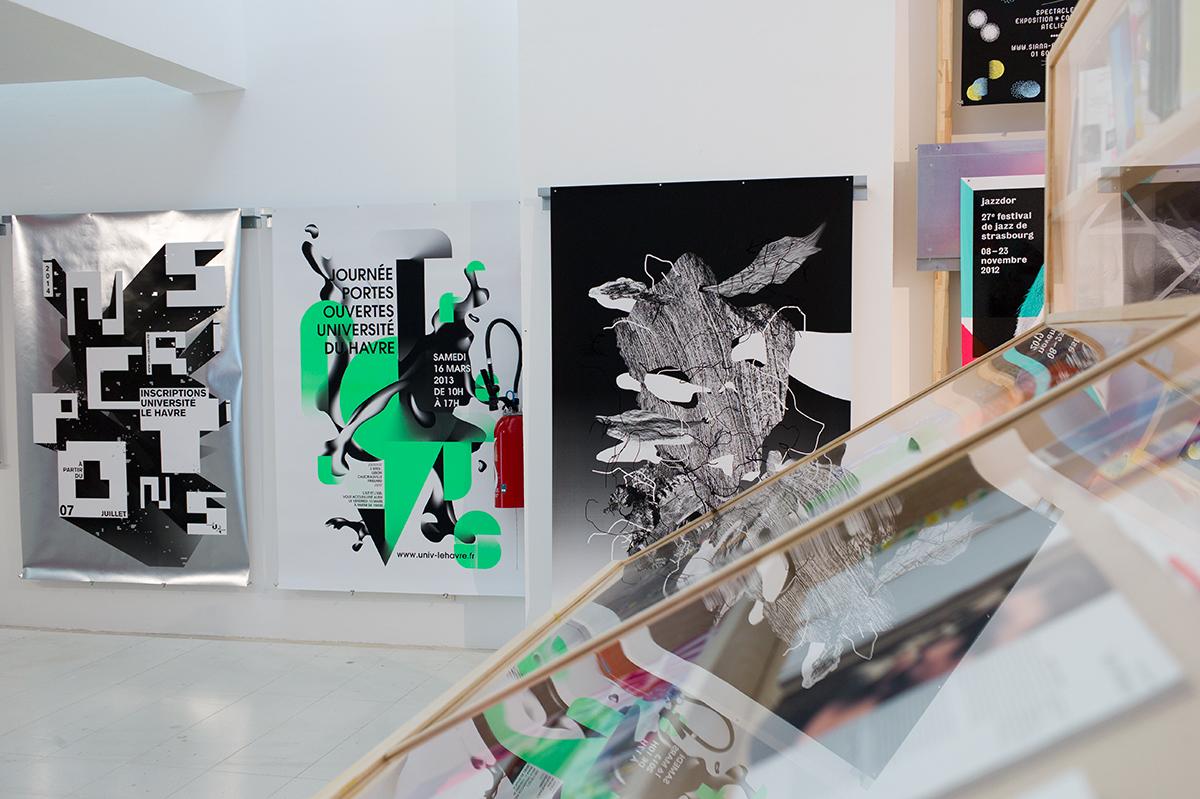 Virgile Laguin – Diary   09.04.2015   Exposition Nancy   Cardboard, Catalog, Exhibition, Poster, Print, Silkscreen