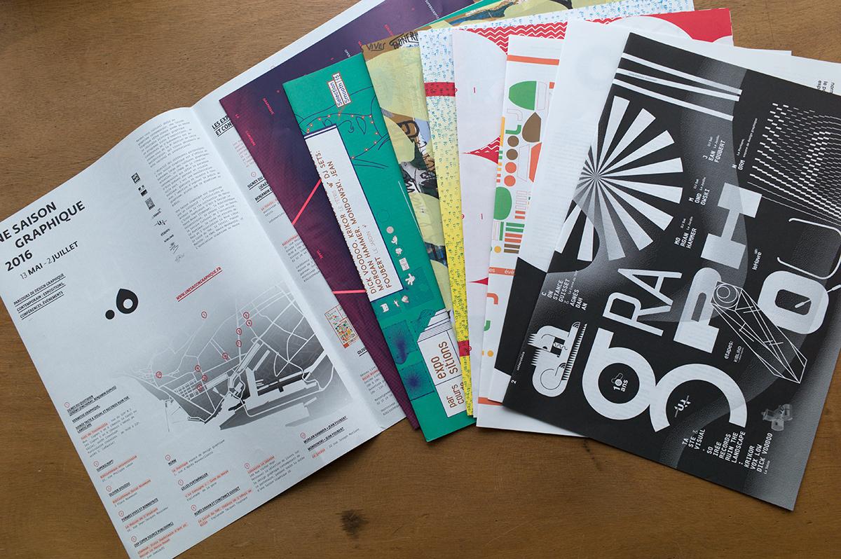Virgile Laguin – Diary | 10.02.2020 | Journaux Une Saison Graphique de 2014 à 2019 | Catalog, Identity, Print
